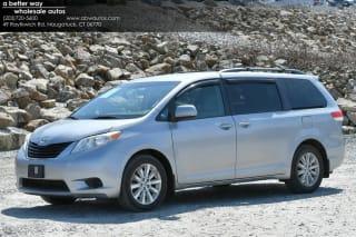 2011 Toyota Sienna LE 7-Passenger