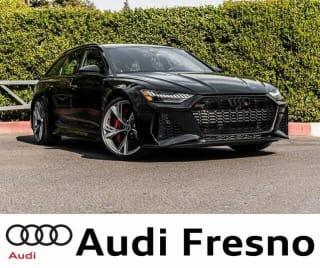 2021 Audi RS 6 4.0T quattro Avant