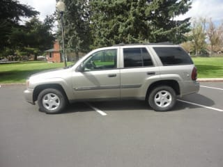 2003 Chevrolet TrailBlazer LS