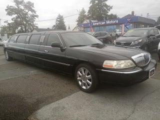 2005 Lincoln Town Car Executive