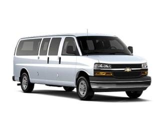 2009 Chevrolet Express Passenger LT 3500