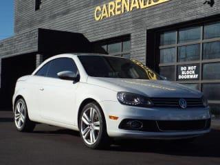 2012 Volkswagen Eos Executive SULEV