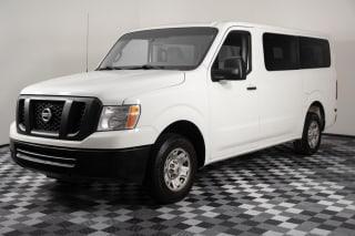 2013 Nissan NV Passenger 3500 HD S