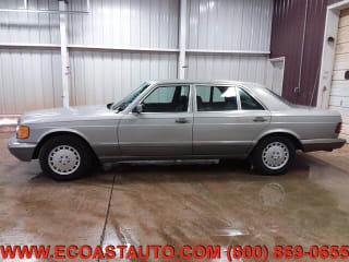 1987 Mercedes-Benz 300-Class