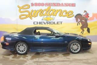 2001 Chevrolet Camaro Z28