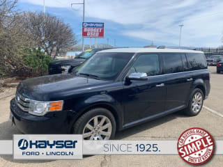 2009 Ford Flex Limited