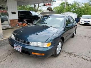 1996 Honda Accord EX V6