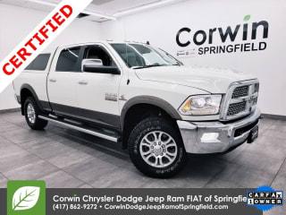 2018 Ram Pickup 2500 Laramie