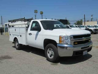 2009 Chevrolet Silverado 1500 Utility Truck