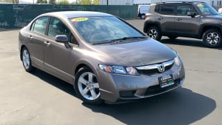 2010 Honda Civic LX-S