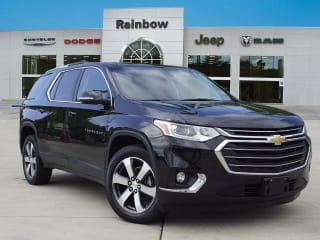 2018 Chevrolet Traverse LT Leather