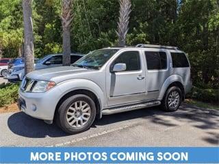 2012 Nissan Pathfinder LE