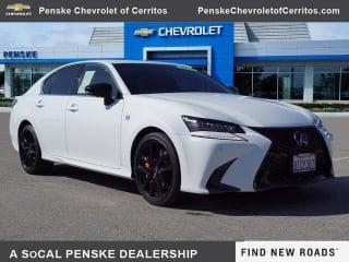 2020 Lexus GS 350