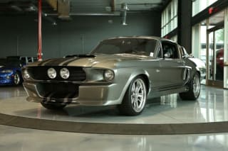 1967 Ford Mustang ELEANOR SHELBY GT500CR
