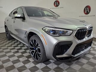2021 BMW X6 M Base