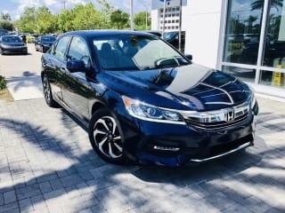 2016 Honda Accord EX-L V6 w/Navi w/Honda Sensing