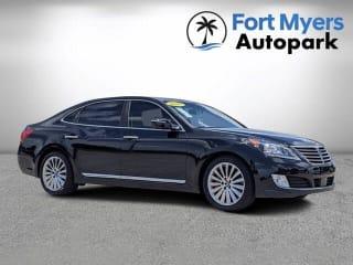 2016 Hyundai Equus Signature