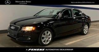 2011 Audi A4 2.0T quattro Premium