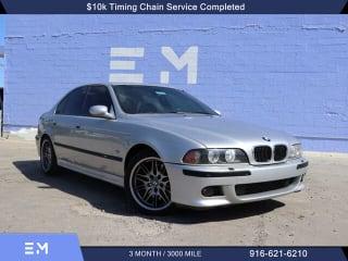 2003 BMW M5 Base