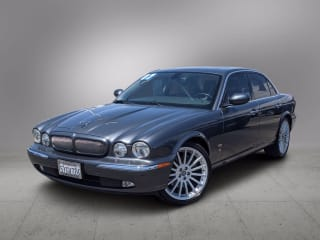 2007 Jaguar XJ XJR