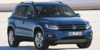 2016 Volkswagen Tiguan 2.0T SE
