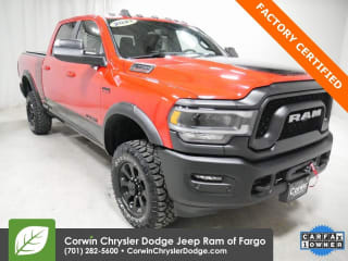 2021 Ram Pickup 2500 Power Wagon