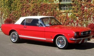 1965 Ford Mustang Convertible - Restored