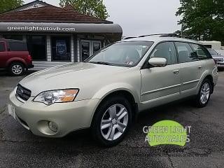 2006 Subaru Outback 3.0 R