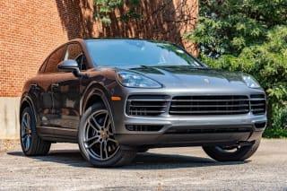 2021 Porsche Cayenne Coupe