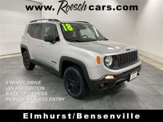 2018 Jeep Renegade Upland