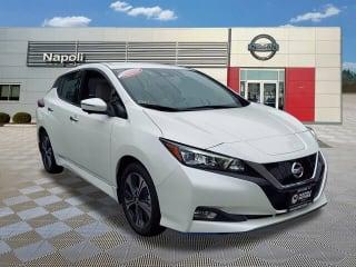 2020 Nissan LEAF SL PLUS