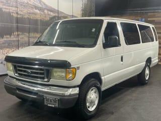 2003 Ford E-Series Wagon E-350 SD XL
