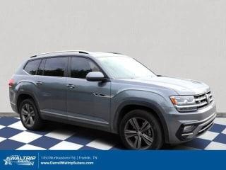 2019 Volkswagen Atlas V6 SEL R-Line 4Motion