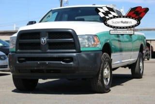 2015 Ram Pickup 2500 Tradesman