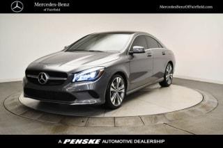 2018 Mercedes-Benz CLA CLA 250 4MATIC