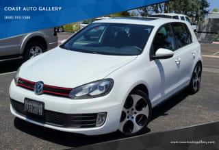 2012 Volkswagen Golf GTI Base