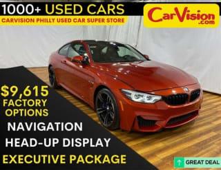 2019 BMW M4 Base
