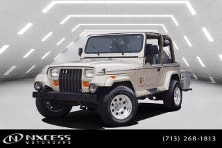 1993 Jeep Wrangler Sahara