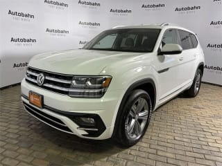 2019 Volkswagen Atlas V6 SE R-Line 4Motion
