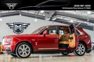 2019 Rolls-Royce Cullinan Base