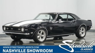 1968 Chevrolet Camaro SS Tribute Restomod