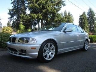 2003 BMW 3 Series 325Ci