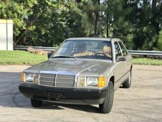 1985 Mercedes-Benz 190-Class 190 D 2.2