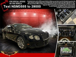 2013 Bentley Continental GT Speed GT Speed