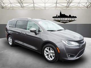 2020 Chrysler Pacifica Limited