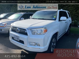 2013 Toyota 4Runner Limited