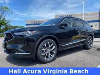 2022 Acura MDX w/Tech