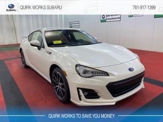 2020 Subaru BRZ Limited