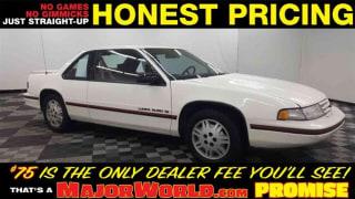1991 Chevrolet Lumina Euro