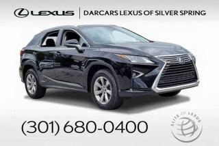 2019 Lexus RX 450h Base